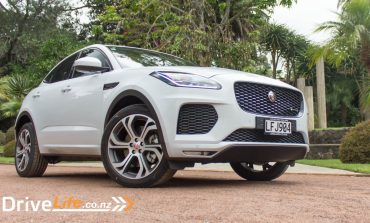 2018 Jaguar EPACE – launch