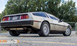 1983 DeLorean DMC-12 – no going back