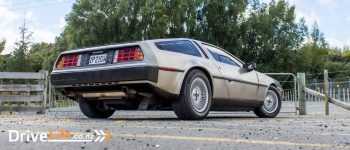 1983 DeLorean DMC-12 – no going back