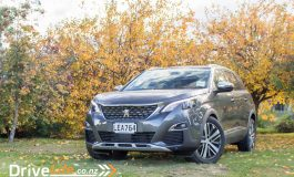 2018 Peugeot 5008 GT – New Car Review – Long Distance Mile Eater