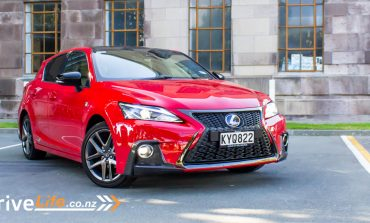2018 Lexus CT200F Sport – New Car Review