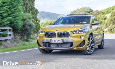 2018 BMW X2 sDrive20i – New Car Review – not just a pretty face