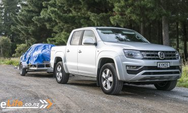 2017 VW Amarok V6 Highline - Car Review - The Urban Freight Train