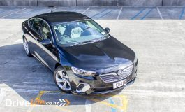 2018 Holden Commodore RS-V  – New Car Review - evolution, not revolution