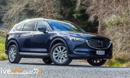 2018 Mazda CX-8 launch