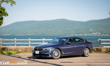 2018 BMW Alpina B5 First Impressions