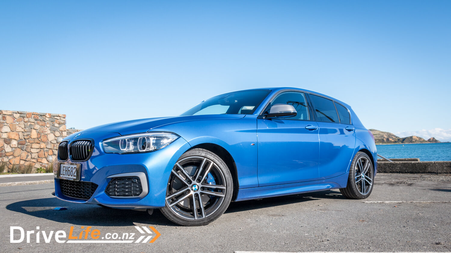2018 Bmw M140i Car Review Pocket Rocket Drivelife Automotive Fuse Box Nz Sent Us The Range Topping So We Could Find Out