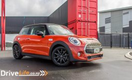 2018 Mini Hatch – launch