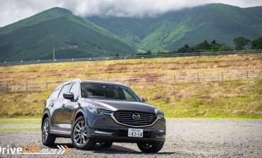 2018 Mazda CX-8 First Impressions in Japan