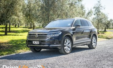 2018 Volkswagen Touareg New Zealand launch
