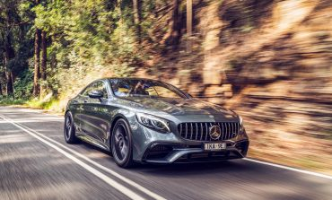 The new Mercedes-Benz S-Class Coupé and Cabriolet arrives in New Zealand