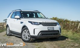 2018 Land Rover Discovery Td6 S Pioneer Edition - Car Review - The offroad thrills without the frills.