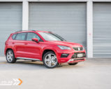 2018 Seat Ateca FR – Car Review – Sporty Spaniard