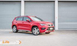 2018 Seat Ateca FR - Car Review - Sporty Spaniard