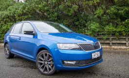 2018 Skoda Rapid Sport Spaceback - Car Review - 360 Visibility
