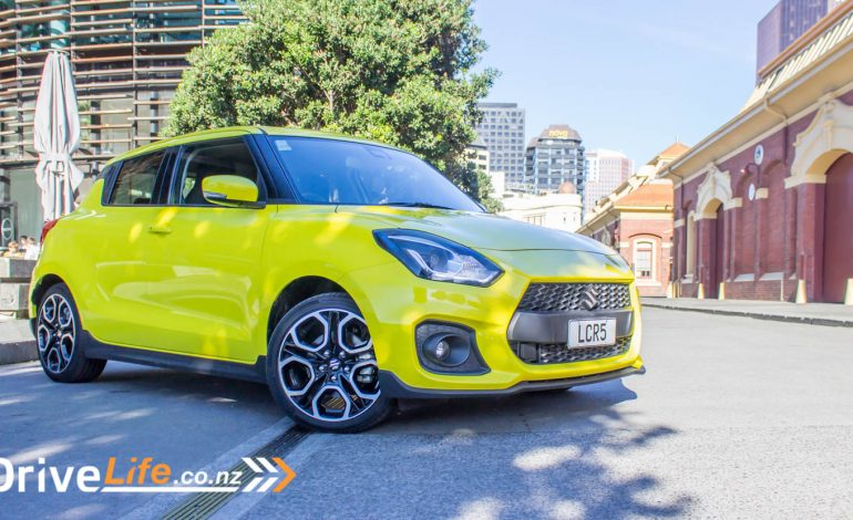 2018 Suzuki Swift Sport – New Car Review – is it Leaner, Meaner, Swifter?