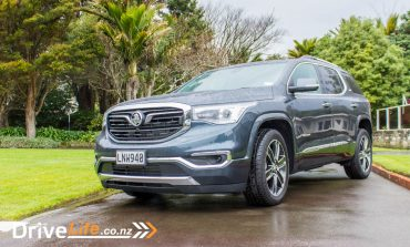 2018 Holden Acadia – reveal