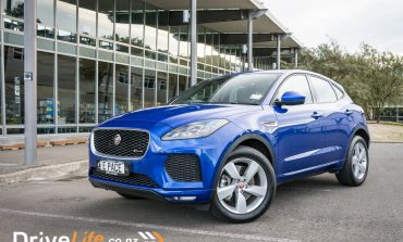 2018 Jaguar E-PACE P250 AWD R-Dynamic S – New Car Review – Jaguar's kitten SUV
