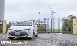 2018 Toyota Corolla - Launch