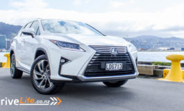 2018 Lexus RX350L – New Car Review –  seven-seat luxury cruiser