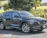 2018 Mazda CX-8 Limited AWD – Car Review – One size fits all