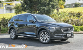 2018 Mazda CX-8 Limited AWD - Car Review - One size fits all