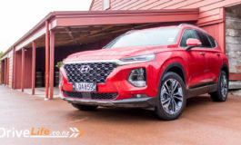 2018 Hyundai Santa Fe – launch