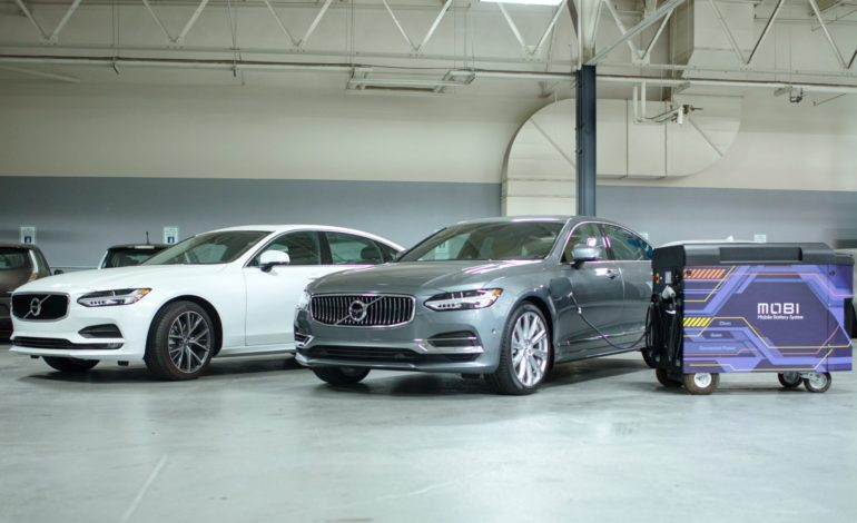 Volvo Cars Tech Fund invests in electric car charging company FreeWire