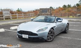 2018 Aston Martin DB11 Volante – Car Review - The Sportiest Grand Tourer