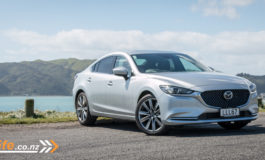 2018 Mazda6 Takami - Car Review - Executive Spec