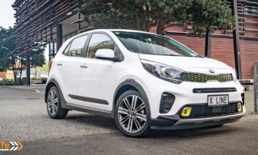 2018 Kia Picanto X Line - Car Review - Little Meanie