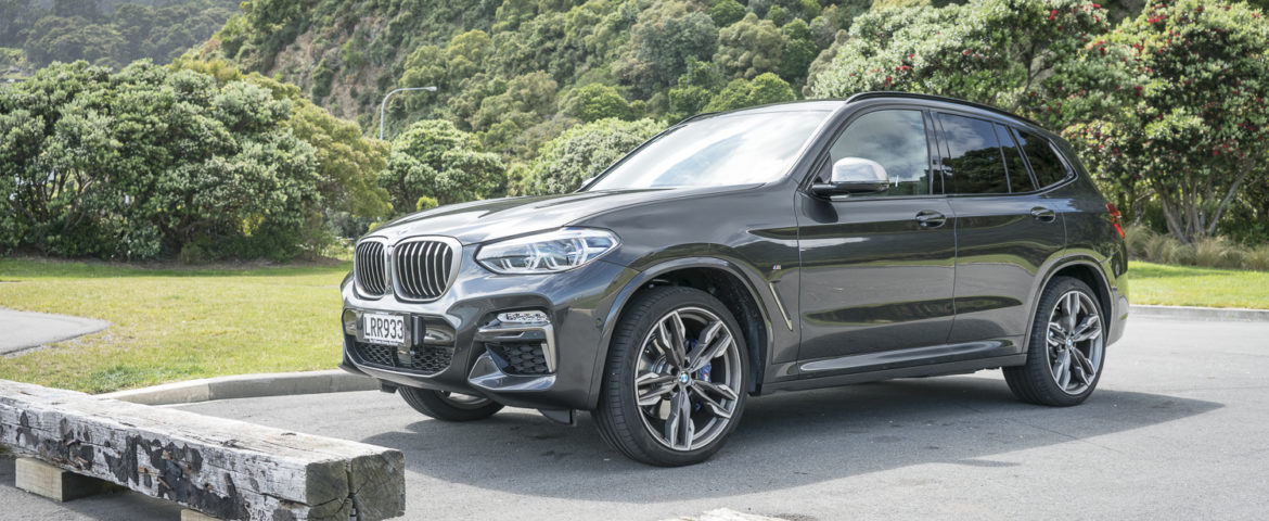 2018 BMW X3 M40d – Car Review – Have your cake and eat it