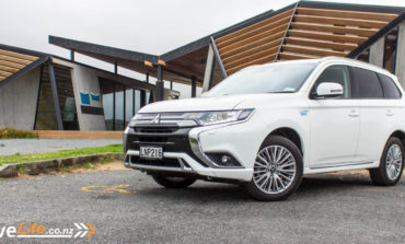 Extended Drive: 2019 Mitsubishi Outlander PHEV
