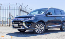 2019 Mitsubishi Outlander VRX diesel - New Car Review – solid, seven-seat SUV