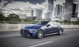 New Zealand pricing for the new Mercedes-AMG GT 4-Door Coupé