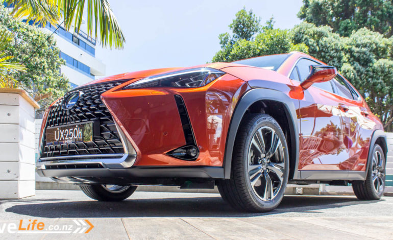 Lexus UX - model launch