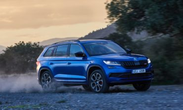 ŠKODA's new high-performance SUV, the Kodiaq RS to start from $71,990 + ORC