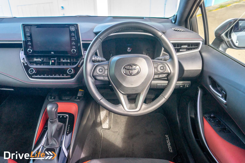 2018 Toyota Corolla ZR Hybrid Hatch
