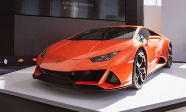 Reaching new heights with the new Lamborghini Huracan EVO - Japan Launch