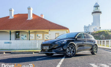 2019 Ford Focus Active - launch