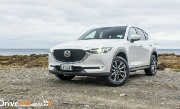 2019 Mazda CX-5 Takami - New Car Review – Turbo in the top spot