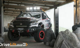 New Zealand debut of the Holden Colorado ROX