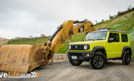 2019 Suzuki Jimny - Car Review - Tonka Toy