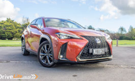 2019 Lexus UX250 F Sport - Car Review – the 'meh' has gone