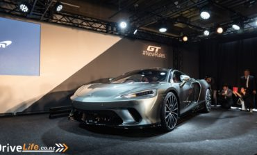 McLaren GT launched in Japan - Redefining the Grand Tourer
