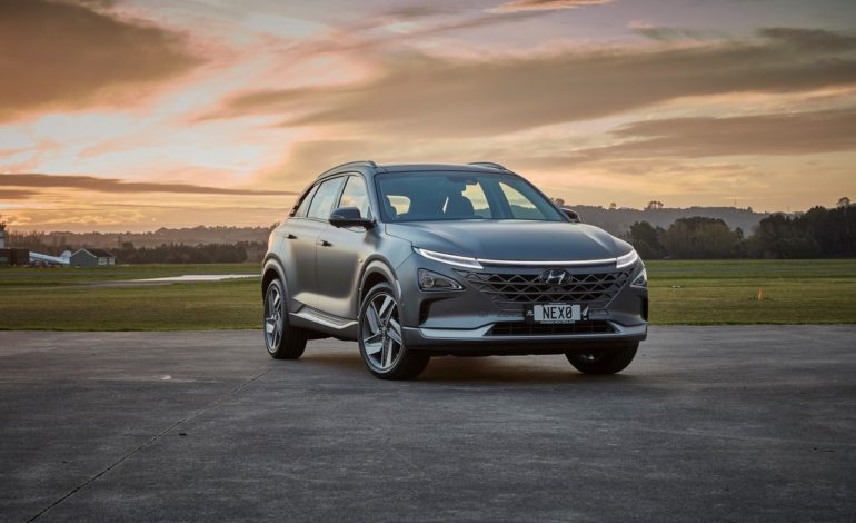 Hyundai introduces the Nexo - New Zealand's first hydrogen-powered SUV