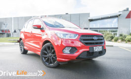 2019 Ford Escape ST Line AWD EcoBoost - Car Review - The middle of the road