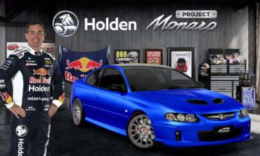 Holden launches 'Project Monaro'