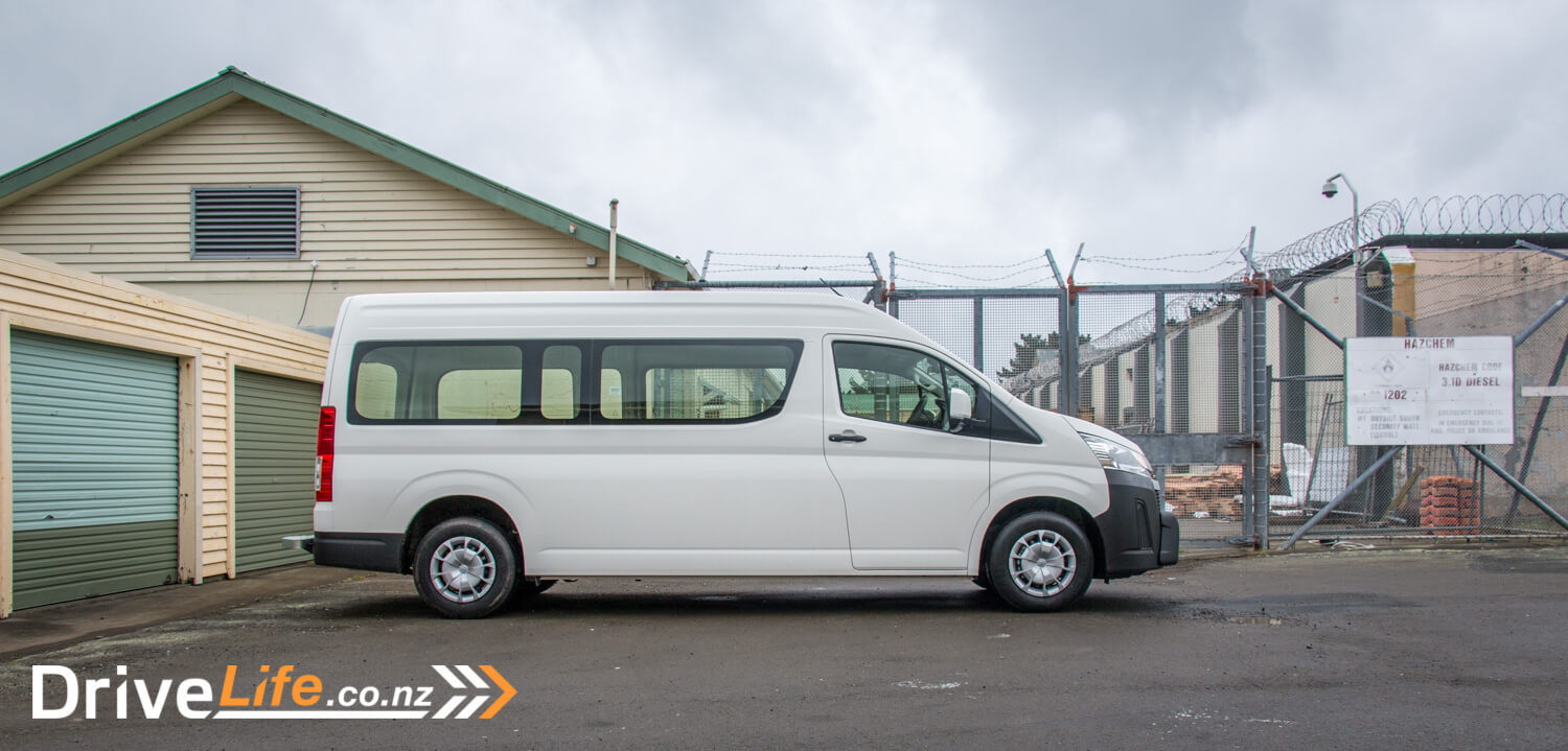2019 Toyota Hiace - Van Review – coming of age - DriveLife