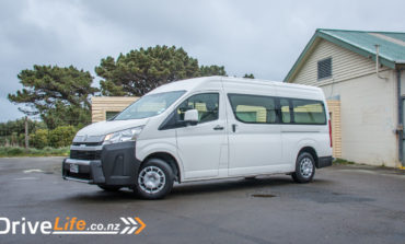 2019 Toyota Hiace - Van Review – coming of age